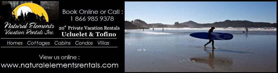 Tofino Vacation Rentals Tofino Beachfront Vacation Rental